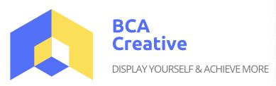 BCA Creative Logo